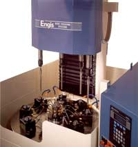 Engis Multi-Spindle Vertical Bore Finishing Machine